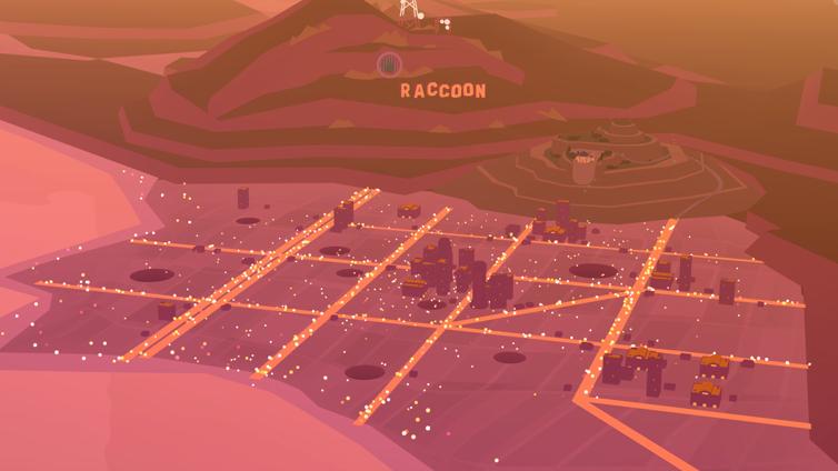 Donut County Screenshot 2