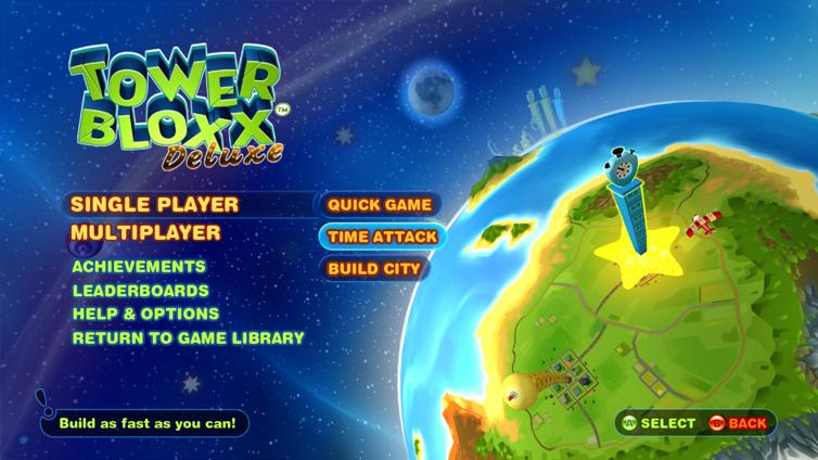 Tower Bloxx Deluxe Screenshot 3