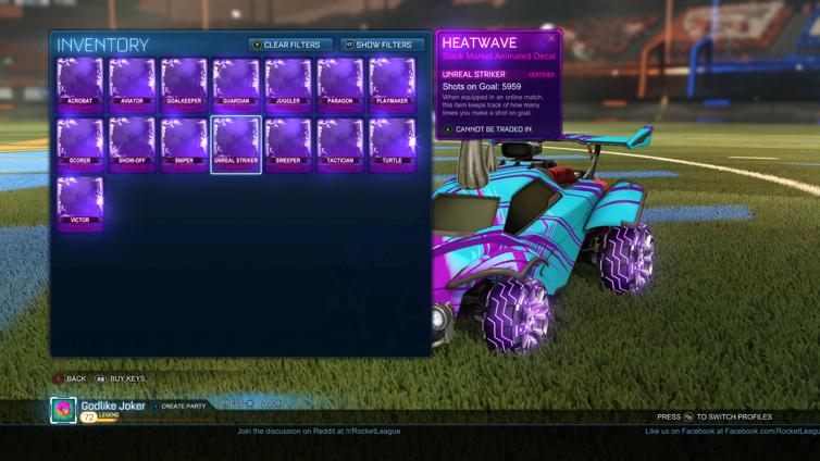 Rocket League Screenshot 1