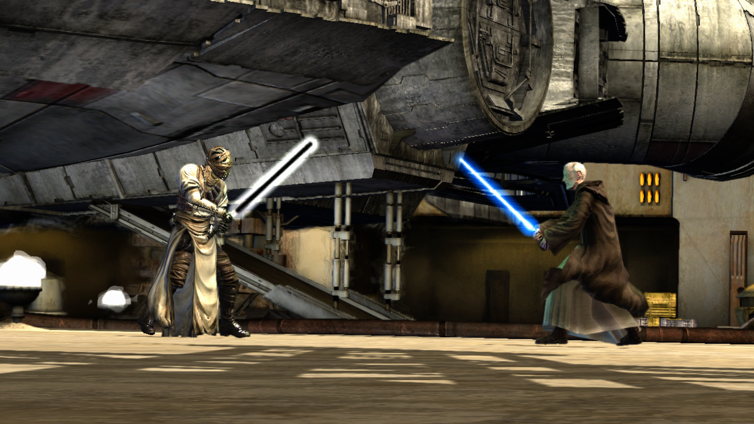 Star Wars: The Force Unleashed Screenshot 1
