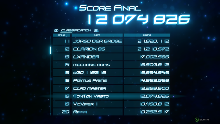 Debris Infinity Screenshot 3