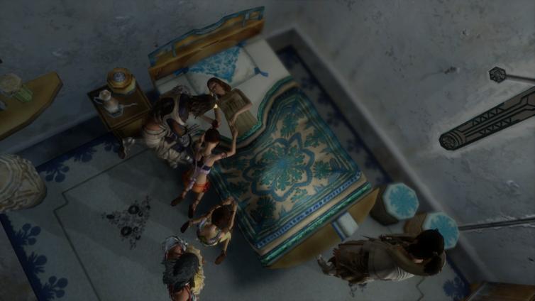 Lost Odyssey Screenshot 4
