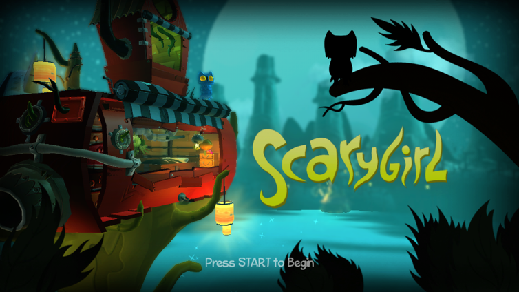 Scarygirl Screenshot 1