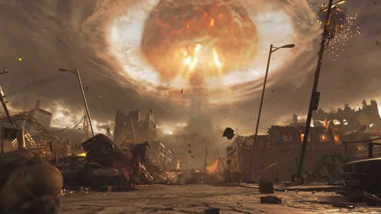 Call of Duty: Modern Warfare Remastered Screenshot 3