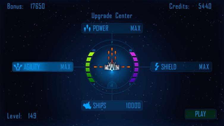 Super Star Blast Screenshot 2