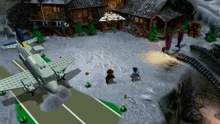 LEGO Indiana Jones 2: The Adventure Continues Screenshot 4