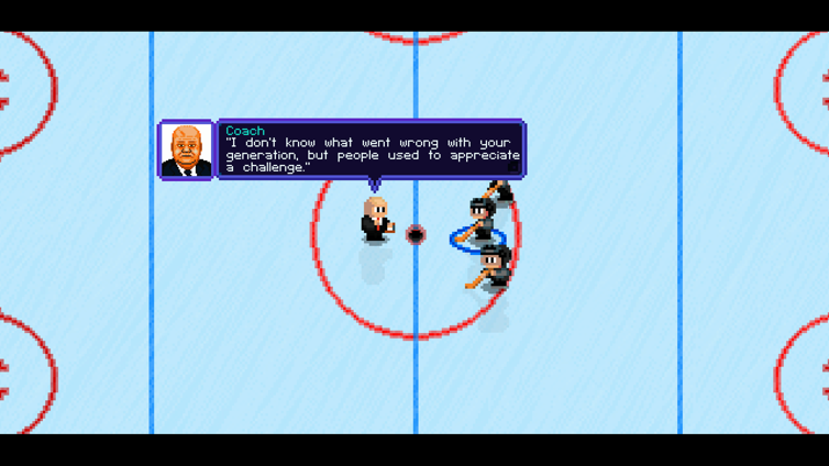 Super Blood Hockey Screenshot 2