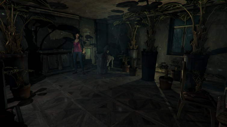Outbreak: The Nightmare Chronicles Screenshot 2