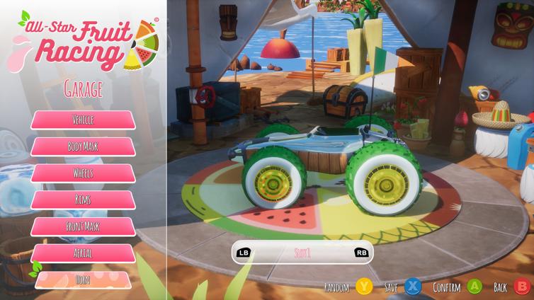 All-Star Fruit Racing Screenshot 4